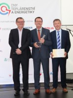 ČESKOLIPSKÁ TEPLÁRENSKÁ receive the prestigious Project of the Year 2018 award