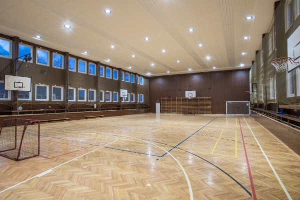 As in Šluknov, the EPC project in the Ústí nad Labem Region will also include the installation of energy-saving LED lighting, including in six high school gyms. In total, over four and a half thousand luminaires will be replaced at ten buildings in the region.