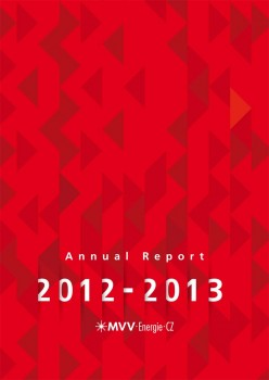 Annual Report MVV-Energie CZ 2012-2013