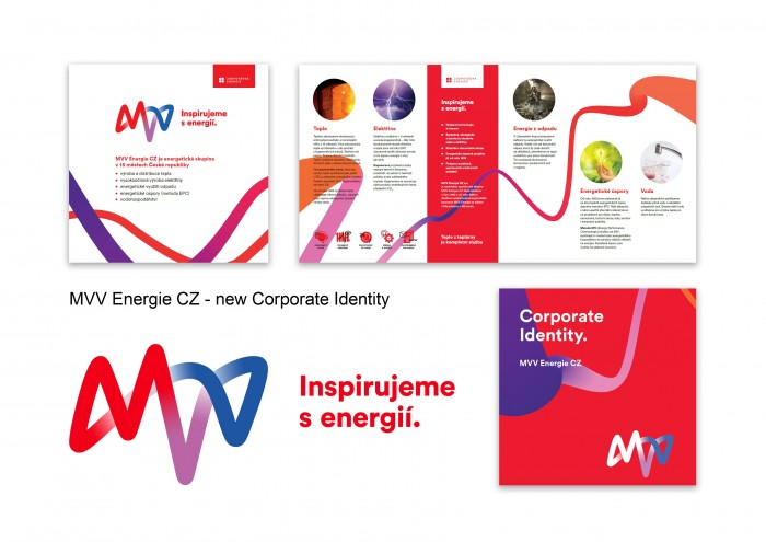 MVV Energie CZ Corporate Identity